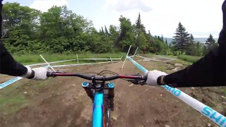 Preview UCI MTB 2014 au Mont-St-Anne !