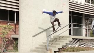 Skateboard : Le talent de Douwe Macare !