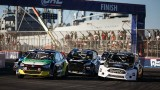 Red Bull Global Rallycross 2014 : Drift dans Los Angeles !