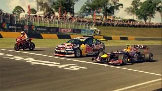 Top Gear Festival 2014 : F1 Vs Supercar Vs Moto