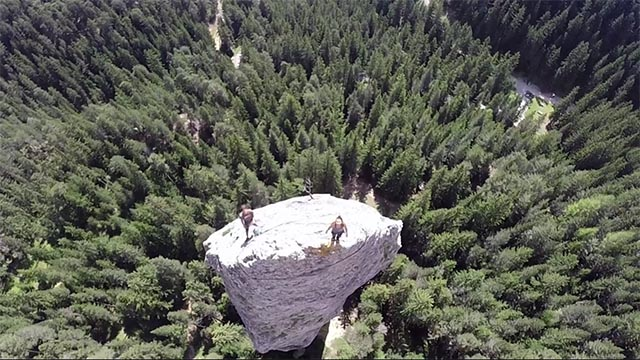 escalade drone sardieres