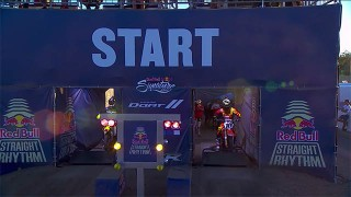 Le run gagnant du Red Bull Straight Rhythm 2014 : Stewart VS Brayton