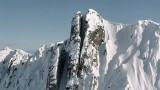Le skieur Cody Townsend fait une descente incroyable