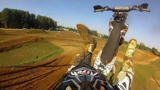Compilation de crash motocross !