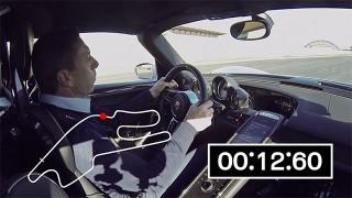 Nouveau Record de tour au Mans : Porsche 918 Spyder