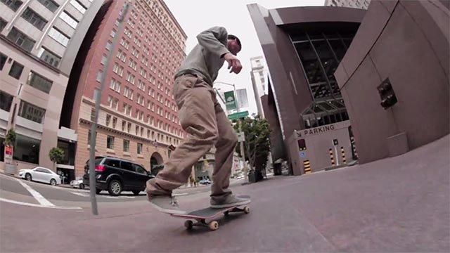 video skate san francisco