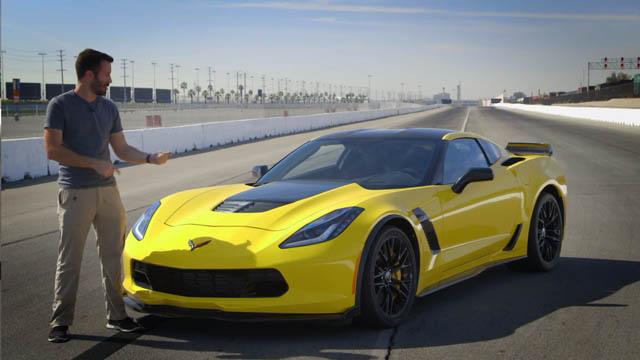acceleration corvette z06 2015