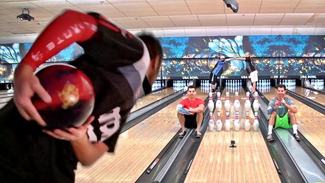Trick Shots de bowling