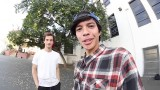 Skateboard : Trick Challenge Compilation de Christopher Chann !