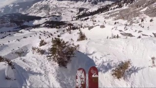 Descente Freestyle Ski en GoPro : One of those days 2