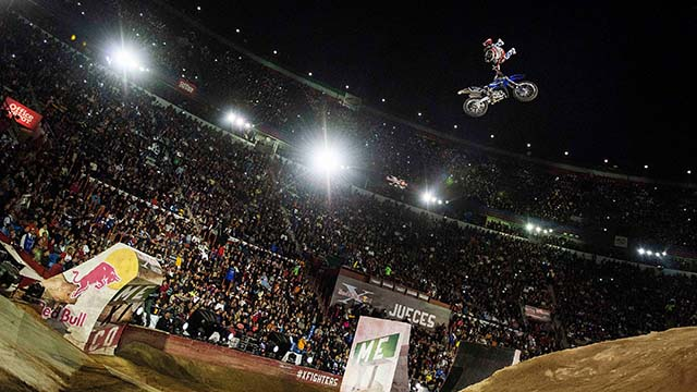 X-Fighters 2015 de Mexico