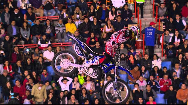 x fighters 2015 mexico