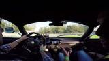 GoPro d'une Ferrari LaFerrari sur circuit