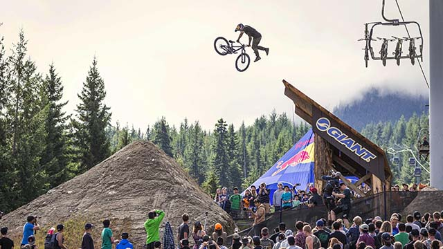 Red Bull Joyride 2015