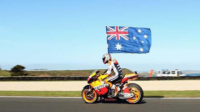 grand prix moto gp australie