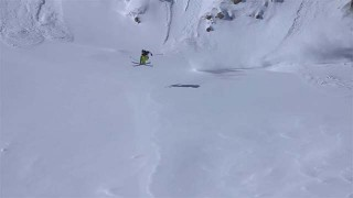 Ski freeride avec Hugo Carraz !