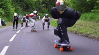 Show Bouill'en Roller Skate Festival 2015