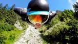 Brandon Mikesell saute en Wingsuit et frôle le sol !