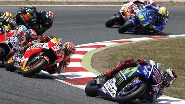Course MotoGP 2016 : Grand Prix de Catalogne