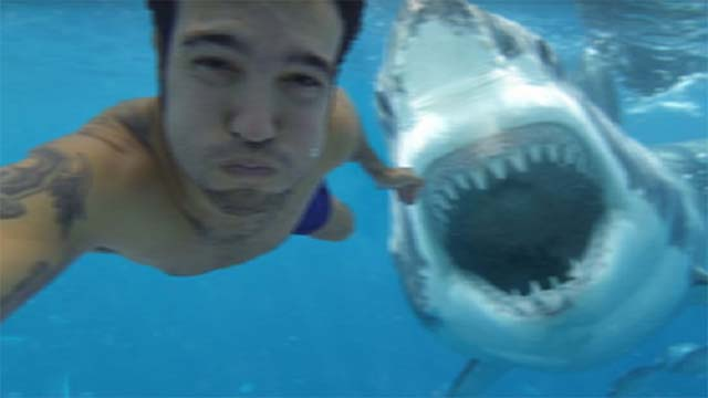 top 25 selfies extremes
