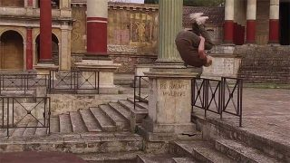 Parkour : Cinecitta Run d'Abel Djilali