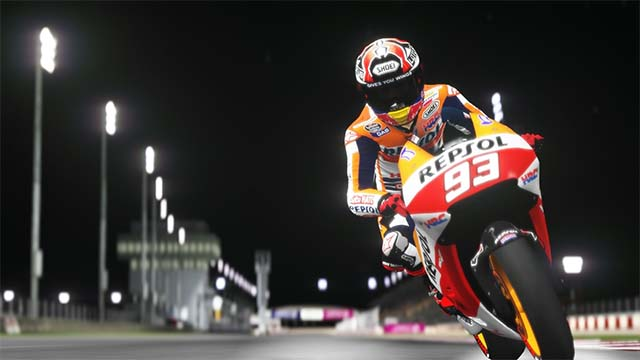 course motogp 2017 grand prix qatar