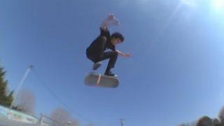 Tricks de Skate à Antibes