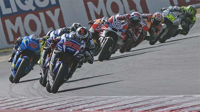 course motogp 2017 grand prix argentine