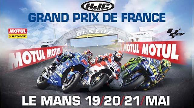 course motogp 2017 grand prix de france