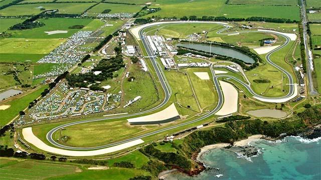 course motogp 2017 grand prix australie