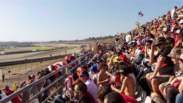 course motogp 2017 grand prix valence