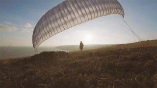 Parapente acrobatique avec Laurent Roudneff