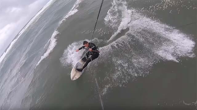 kitesurf a hossegor