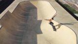 Film de Skate réalisé en plan séquence avec drone
